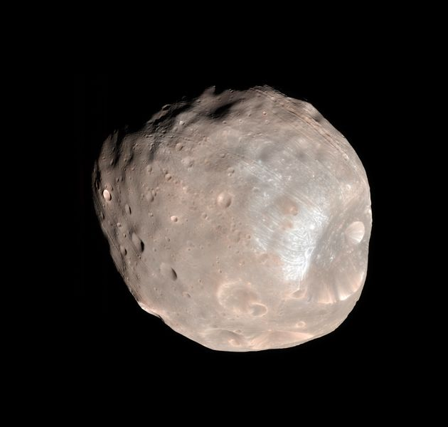 The Mystery Of Mars' Two Moons Has Finally Been