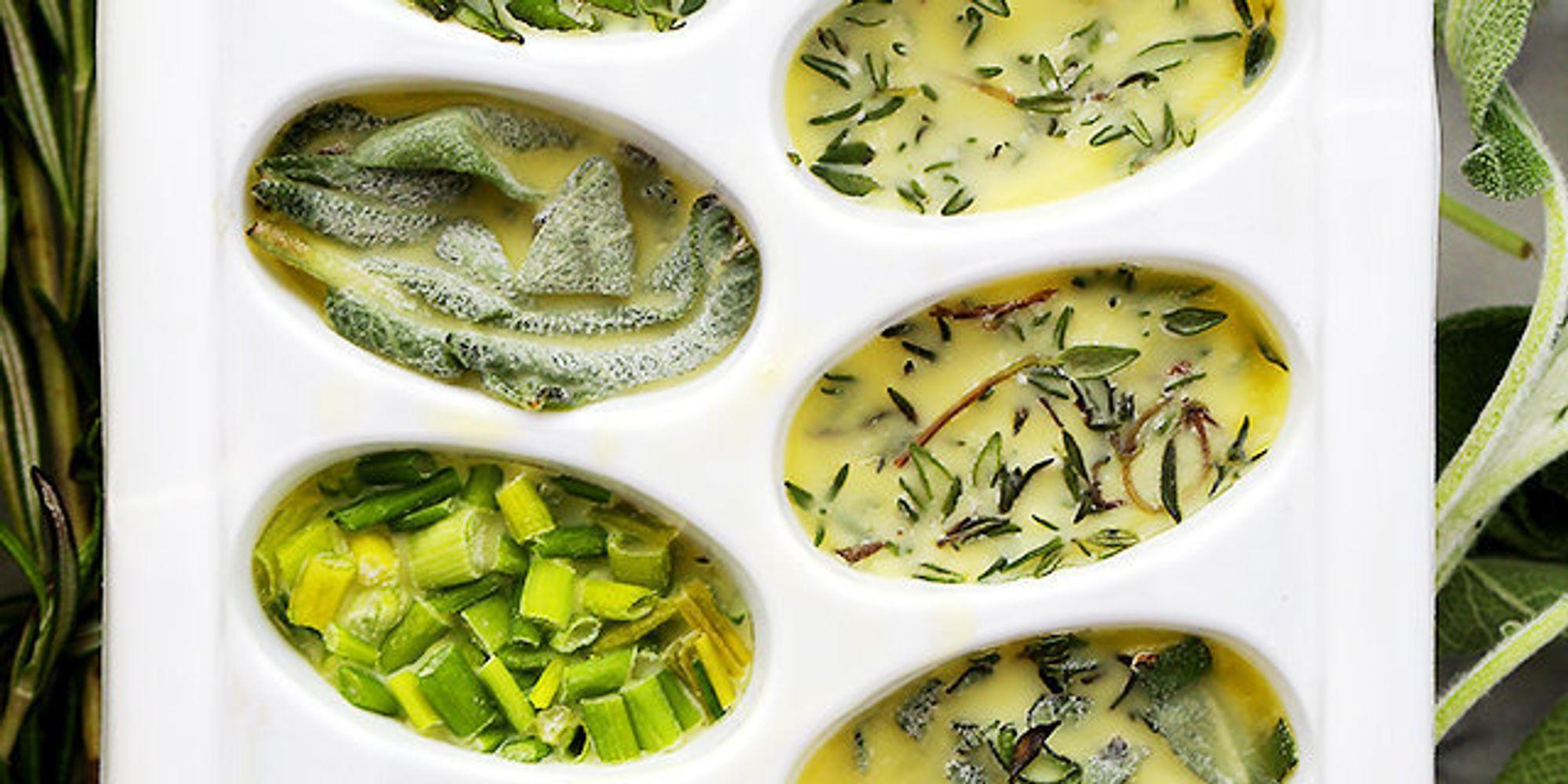 how to keep fresh herbs fresh longer
