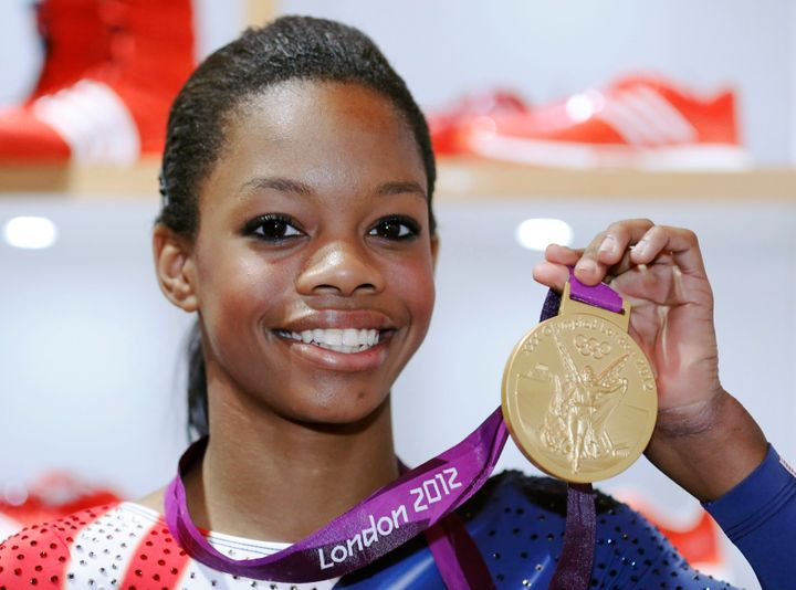Gabby Douglas On Pushing The Limits And Going For Gold ...