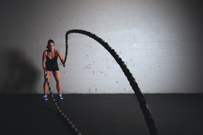Ropes? Kettlebells? Spin bike? What is the single BEST exercise... None of these actually