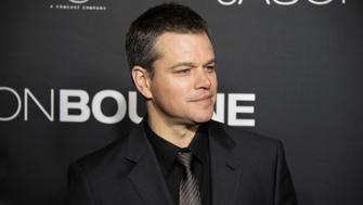 SYDNEY, NSW, AUSTRALIA - 2016/07/03: Matt Damon poses for photographers on the red carpet at the 'Jason Bourne' Premiere at Hoyts Entertainment Quarter in Sydney, Australia. 'Jason Bourne' is the latest sequel in the Bourne franchise and directed by Paul Greengrass. (Photo by Hugh Peterswald/Pacific Press/LightRocket via Getty Images)