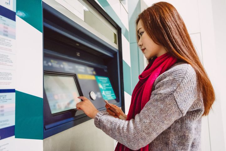 """""""When we use an ATM machine, we do what the teller used to do."""""""