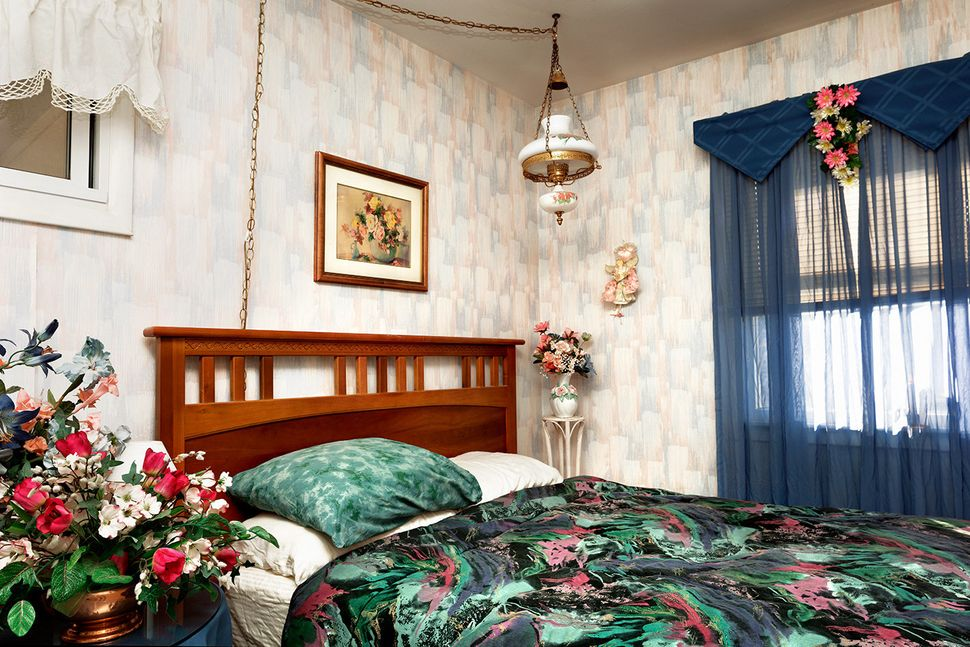 Suzanne's bedroom