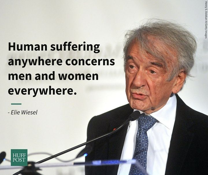 Holocaust Survivor Quotes: 11 Elie Wiesel Quotes That Will Forever Shed Light In The