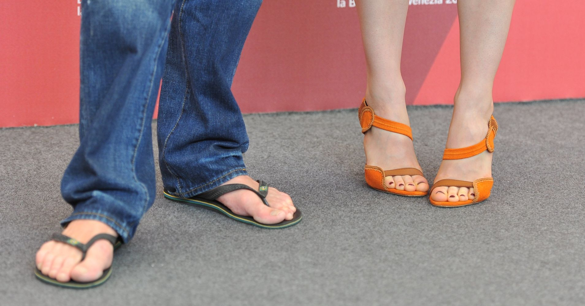 Men Shouldn T Wear Flip Flops But Not Because Feet Are