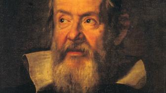 Portrait of Galileo by Justus Sustermans