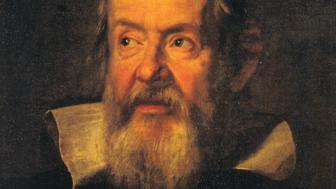 Portrait of Galileo by Justus Sustermans