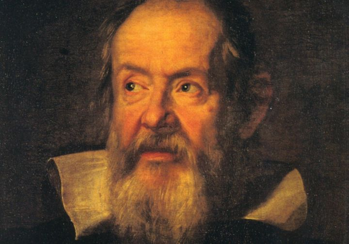 Portrait of Galileo by Justus Sustermans.