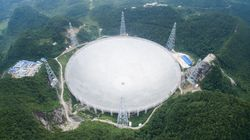 The World's Largest Radio Telescope Is Ready To Hunt For Alien