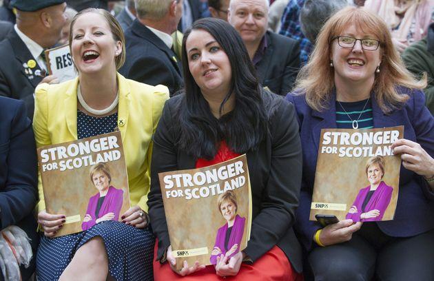 SNP MP Angela Crawley Talks Brexit, Theresa May And