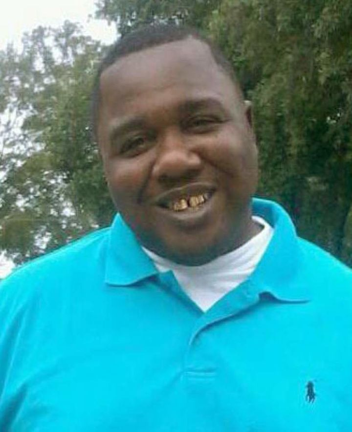 Alton Sterling was shot and killed by police in Baton Rouge, Louisiana, in July.