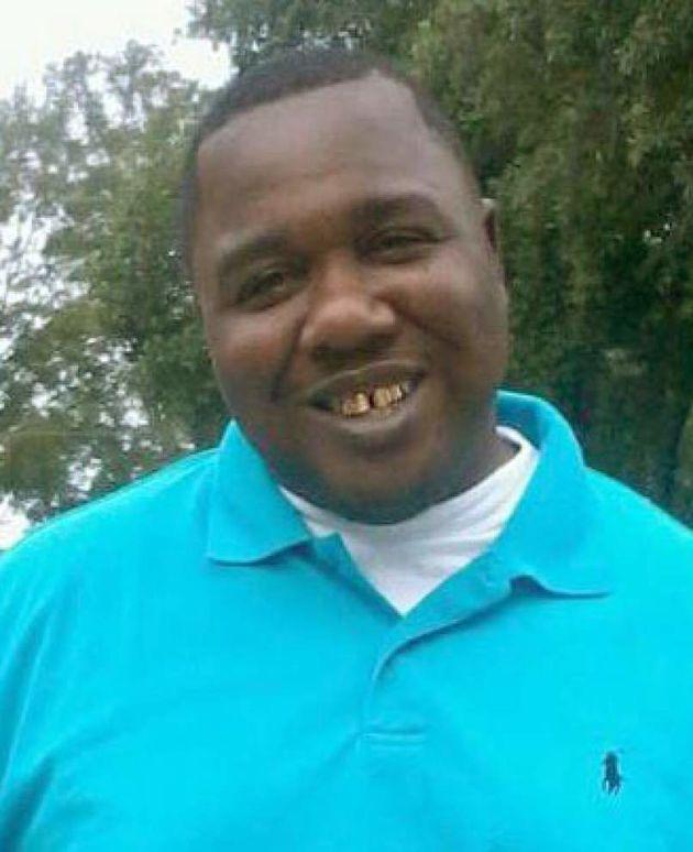 Black Man Shot By Police