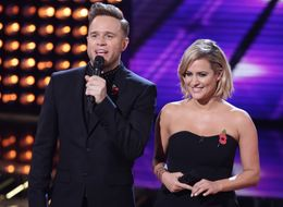 Olly Murs Opens Up About Stress Of 'X Factor' Role