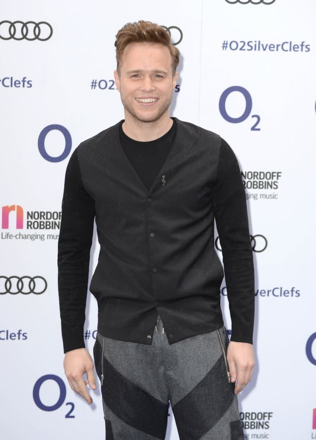 Olly claims his 'X Factor' role turned him into a