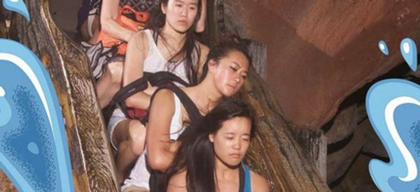 This Teenager Came Out To Her Family While Riding 'Splash Mountain' And It's So Good