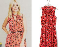 Here's Where To Get Holly Willoughby's Perfect Summer Dress