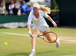 Teen With Six Fingers Achieves Dream Of Playing At Wimbledon