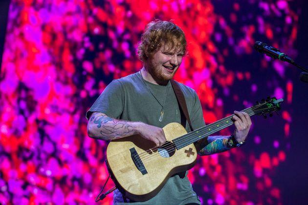 Ed Sheeran is reportedly in talks to headline Glastonbury