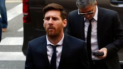 Barcelona Soccer Star Lionel Messi Sentenced To 21 Months'