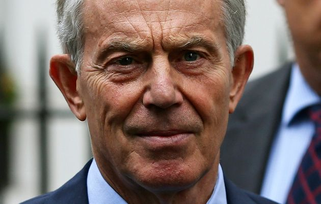 Tony Blair said he would take 'full responsibility for any