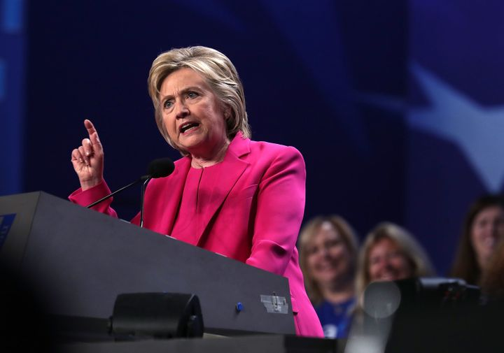 Hillary Clinton unveiled a major new education plan Wednesday.