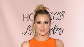 WEST HOLLYWOOD, CA - JUNE 14:  Khloe Kardashian attends the House of CB flagship store launch at House Of CB on June 14, 2016 in West Hollywood, California.  (Photo by Jason LaVeris/FilmMagic)