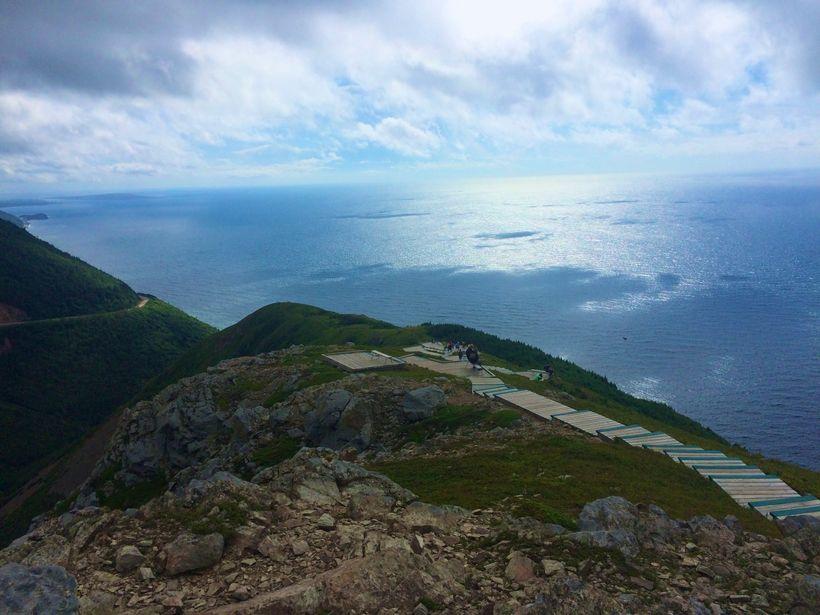 Cape Breton Highlands National Park.