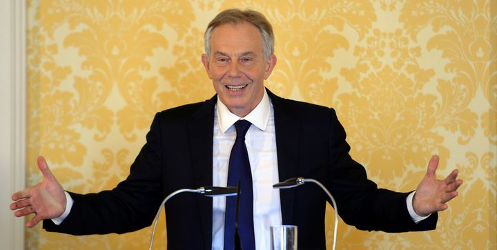 Britishformerprime minister Tony Blair's preferred reading of history overlooks one of the key findings of the Ch