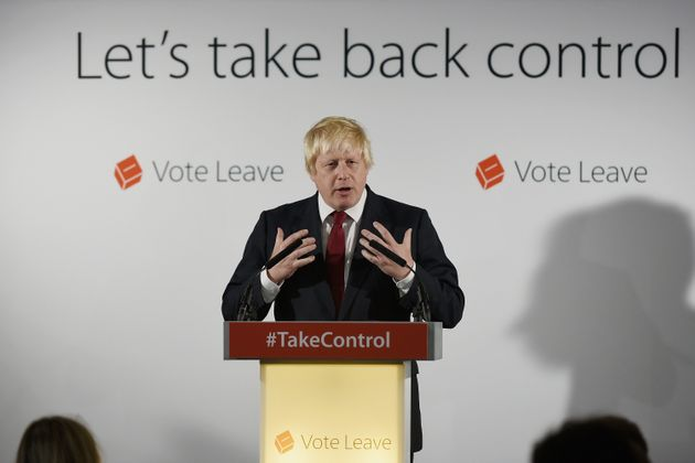 Johnson said a post-Brexit government should unequivocally offer EU nationals the right to remain in