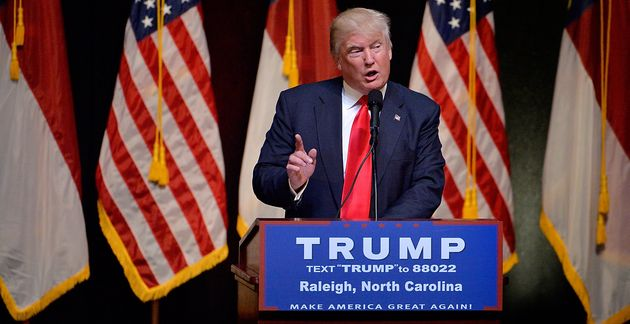 Donald Trump Now Apparently Supports North Carolina's Anti-LGBT