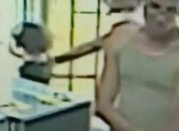 Nightmarish Video Shows Alleged Kidnap Attempt Right Under Mom's Nose