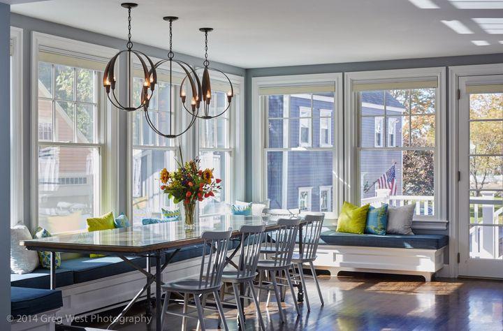 Interior Design enlivensa historic home