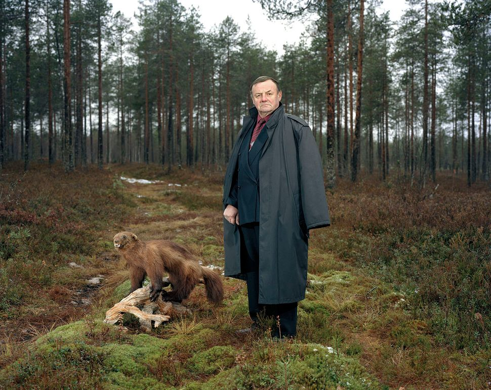 Timo Kovalaand wolverine.