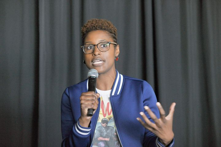 """Issa Rae says the fund for Alton Sterling's children can help people play a """"small part"""" for his family."""