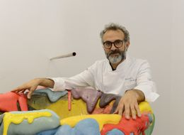 Famous Italian Chef Takes Campaign Against Food Waste To Rio Olympics