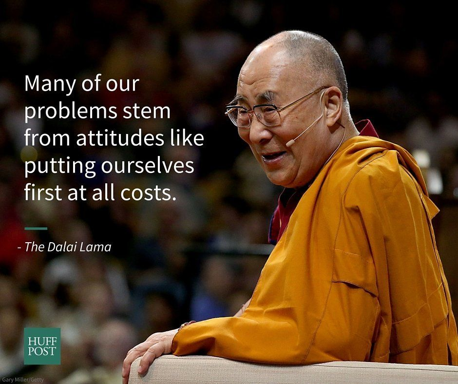 12 Inspirational Quotes From Dalai Lama On How To Live A Good Life ...