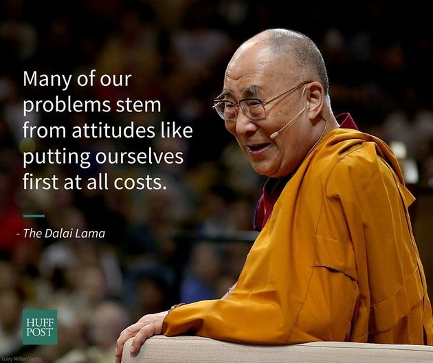 12 Inspirational Quotes From Dalai Lama On How To Live A Good