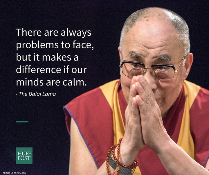 12 inspirational quotes from dalai lama on how to live a good life huffpost