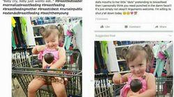 Esta madre no da crédito a la respuesta en redes a una foto de su