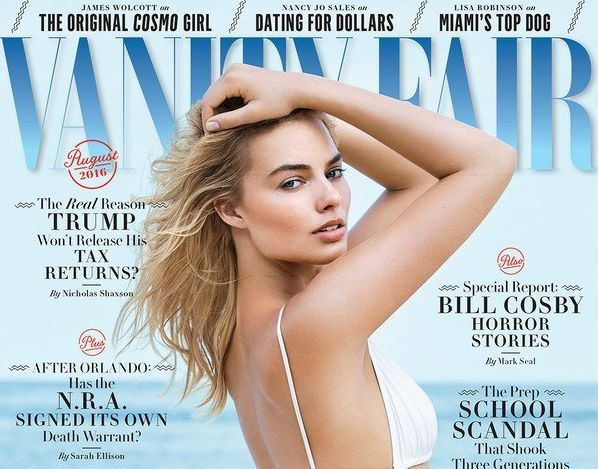 """Margot Robbie, a woman who is beautiful but definitely """"not in that otherwordly catwalk way."""""""