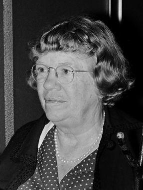 Margaret Mead, age 71 years, Nederlands: Congres Wereldraad van Kerken in Utrecht