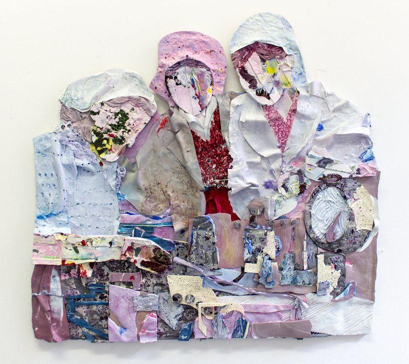 Three Women by Riin Kaljurand