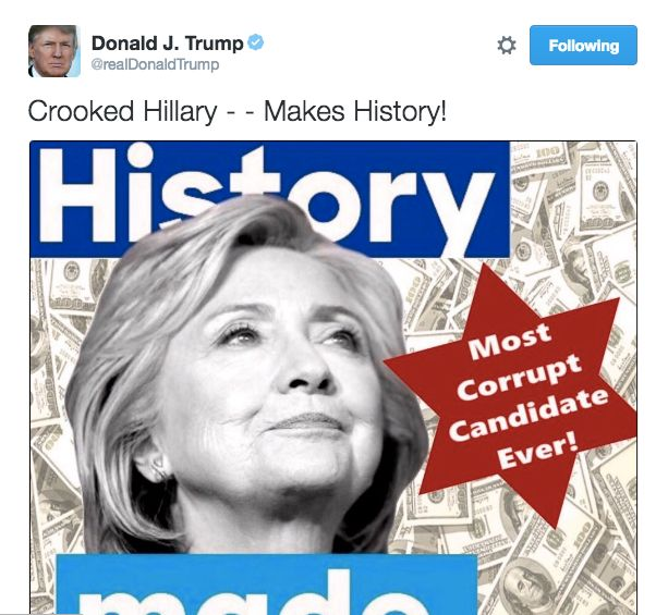 Why Donald Trump's Defense Of His Star Of David Tweet Is Truly