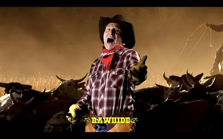 Patrick Stewart Sings Country Music