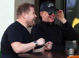 Look Who's Put The Smile Back On Chris Evans' Face