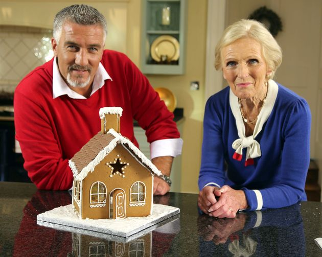 Paul Hollywood and Mary Berry are set to launch a new festive 'GBBO'