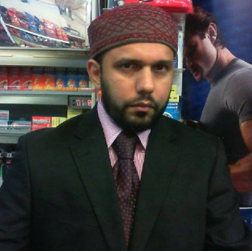 Asad Shah died from his