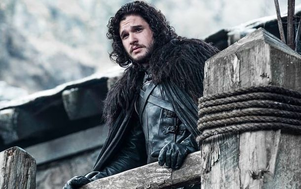 Jon Snow has been proclaimed King of the North, ahead of the final