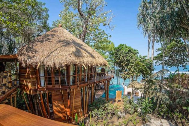 There's A Three-Villa Treehouse In The World's Best