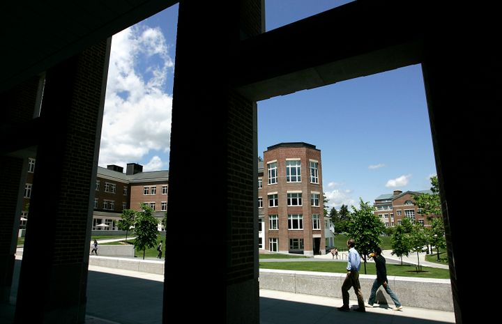 Dartmouth College became the poster child for hazing after widespread attention to fraternity initiation rituals in 2012.